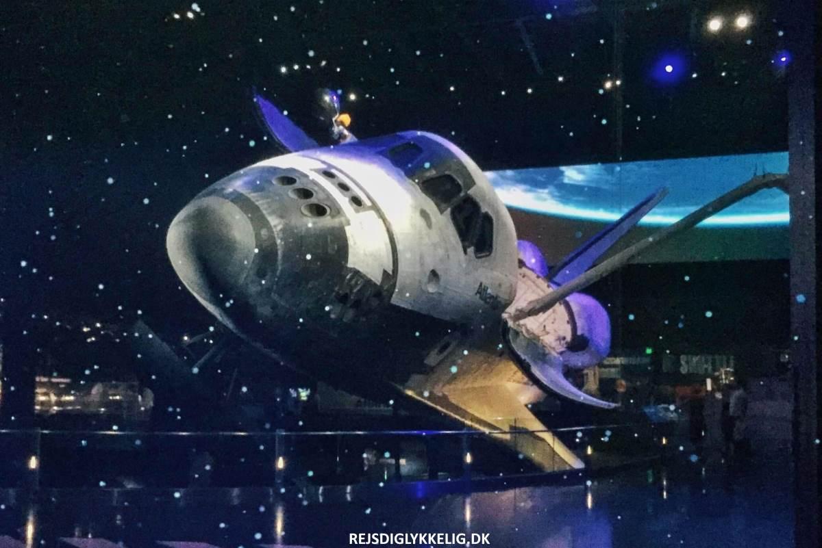 Kennedy Space Center - Rejs Dig Lykkelig