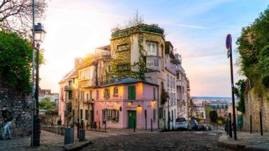 Shopping i Paris - Montmartre - Rejs Dig Lykkelig