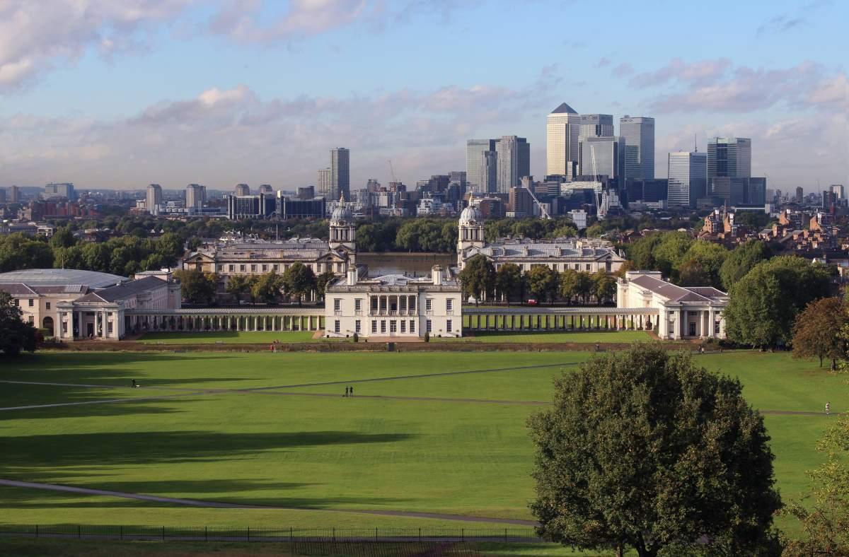 Greenwich Park - Rejs Dig Lykkelig