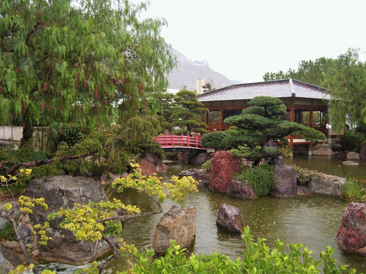 Jardin Japonais - Rejs Dig Lykkelig