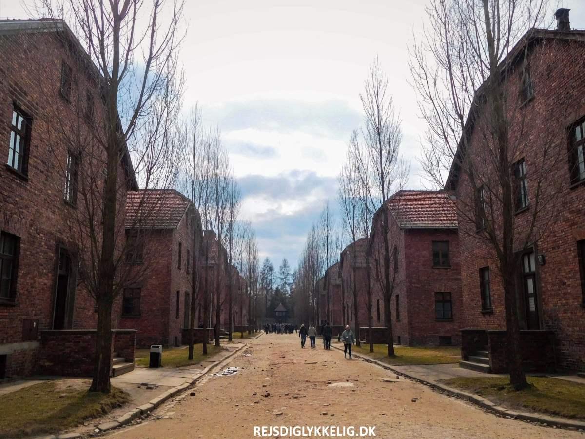Guide til Auschwitz - Auschwitz I - Rejs Dig Lykkelig