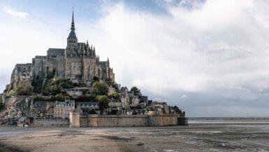 Smukke Slotte i Frankrig - Mont Saint-Michel - Rejs Dig Lykkelig